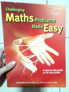 Challenging math problems made easy for primary school students