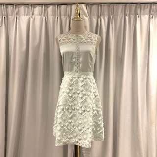 new ted baker sea foam green dress