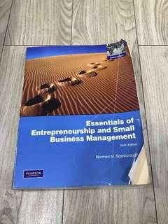 Essentials of Entrepreneurship and Small Business Management 6th Edition - Norman MnScarborough