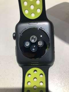 Apple Watch S2 42mm Silver Nike版