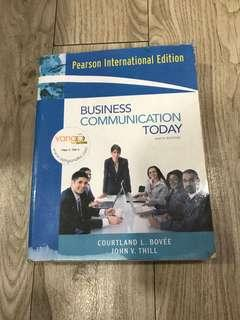 Business Communication Today 9th Edition Pearson