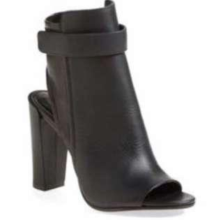 Vince cut out booties - Holt Renfrew