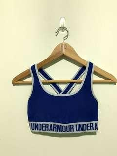 🚚 UA Electric Blue Sports Bra