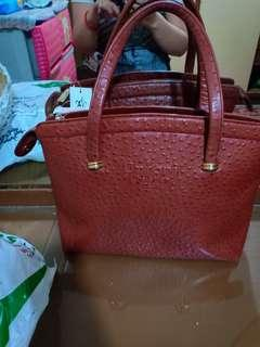 Ontari Canadian Ostrich BAG FOR SALE