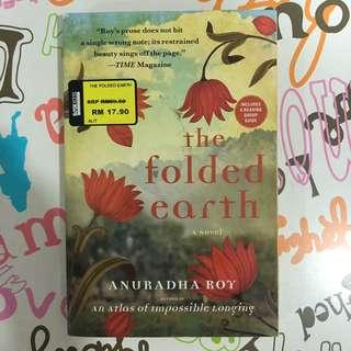 Book - The Folded Earth (by Anuradha Roy)