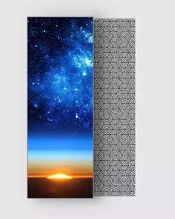 🚚 Yoga Mat Towel - Universal Sunshine