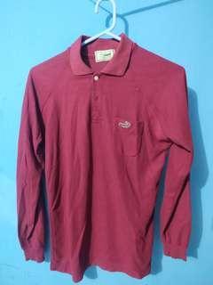 Baju Polo Crocodile🐊 size M