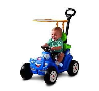 🚚 BRAND NEW Little Tikes Deluxe 2-in-1 Cozy Roadster