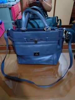 Vera Wang 2 way bag