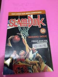Komik Slam Dunk