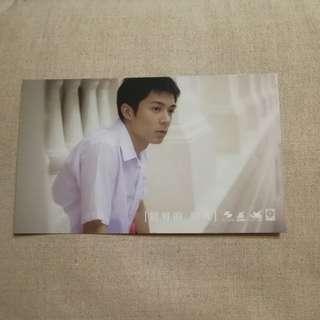 叱咤903廣播劇小說 《最好的時光》 明信片 postcard 周柏豪