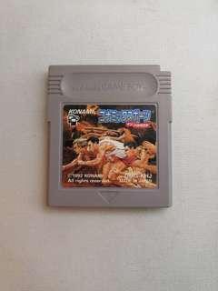 Gameboy Konamix Sport Konami コナミックスポーツ Game Boy