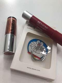 Lipstick 2 + iRing 1