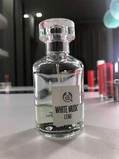 The Body Shop White Musk Edt 60ml