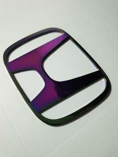 Honda Neochrome 304 Stainless Steel Emblem