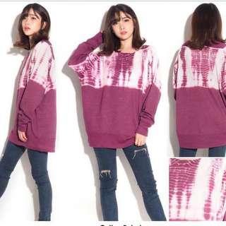 Sweater Oversize Baru