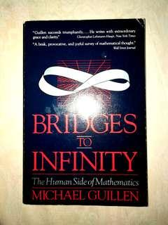 [Math/Science] BRIDGES TO INFINITY: THE HUMAN SIDE OF MATHEMATICS by Michael Guillen
