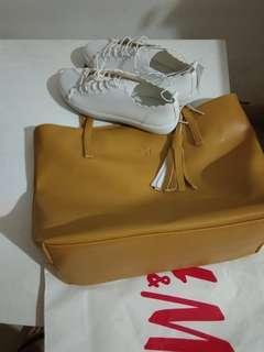Shoes, bag paket