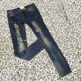 denim jeans 牛仔褲