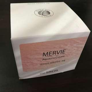 The SAEM Mervie Aquaura Cream