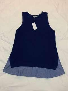 Katies Knit Top Size M