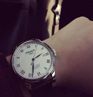 Tissot 自動手錶