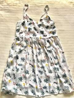 🚚 Floral Slip Dress