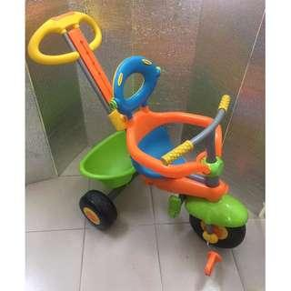 """Toys""""R""""us push tricycle"""