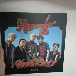Day6 - Remember Us album