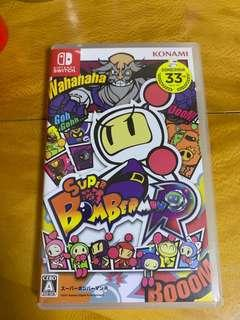 Switch Game / Super Bomberman