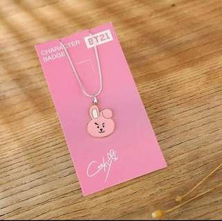 🔱[PO] BT21 Charms Necklaces