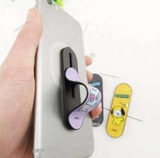 🚚 💯[PO] BT21 Phone Holder/Grip
