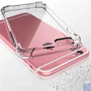 🚚 [INSTOCK] transparent air bag TPU iphone case