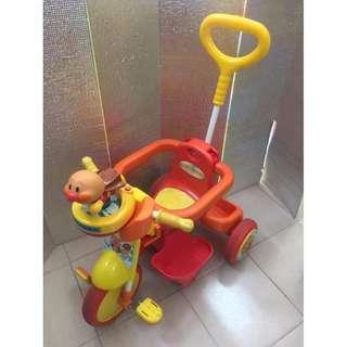 Anpanman tricycle