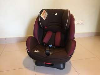 Joie Stages baby/toddler car seat