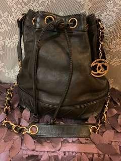 Chanel Vintage 水桶袋