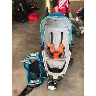Quinny Zapp Basic Complete set with Bag