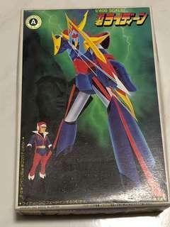Bandai 勇者雷登 1/400 1981 Made in Japan 模型