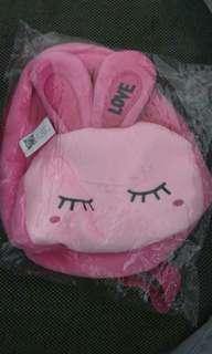 Tas ransel karakter anak perempuan ukuran kecil