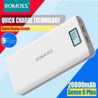 Romos Power Bank