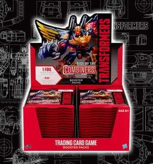 Transformers tcg wave 2 booster box