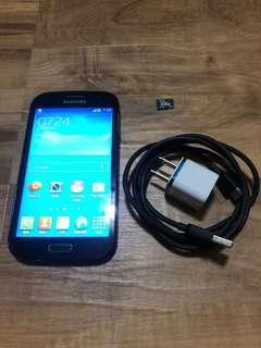 🚚 [售] SAMSUNG GALAXY GRAND Neo 8GB [價格]800 [物品狀況]2手     [交易方式]面交自取 7-11取貨付款 [交易地點]台南市東區     [備註]無盒裝/旅充/記憶卡2GB