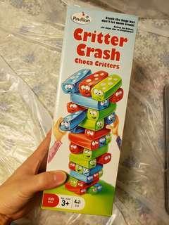 Critter Crash 層層叠