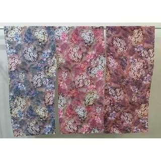 DIY Quilting Patchwork Cushion Cover Bag Fabric Cloth