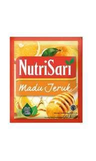 Nutri sari madu jeruk 10 sacset