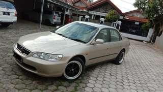 Honda Accord VTIL Matic 2001 Sangat Istimewa