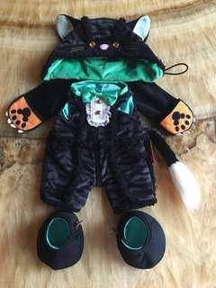 🚚 達菲衣服 萬聖節 2014 黑貓 日本迪士尼海洋