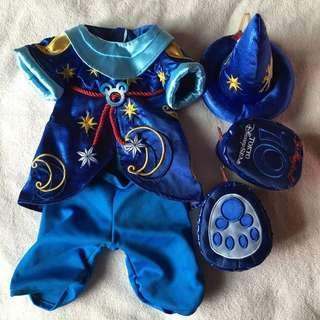 🚚 達菲魔法師衣服 s號 迪士尼