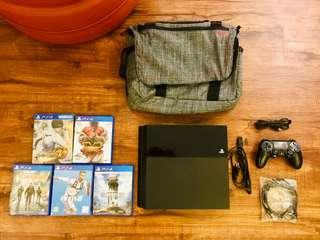 PS4 (500GB) for sale