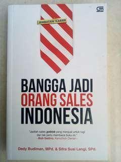 Bangga Jadi Orang Sales Indonesia - Dedy Budiman, M.Pd. & Sifra Susi Langi, S.Pd